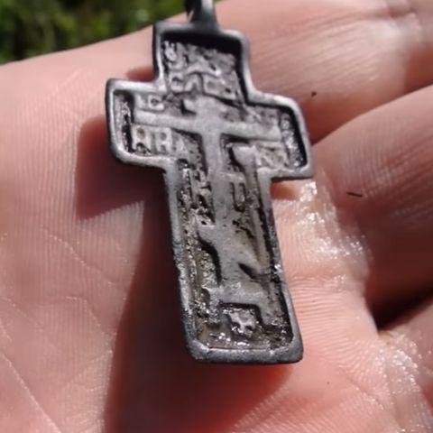 Крестик 2