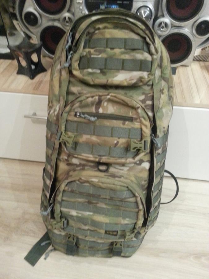 Чехол на рюкзак со световозвращающими лентами микс, оранж-ли.