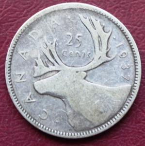 25 центов Канада 1937 220р.JPG