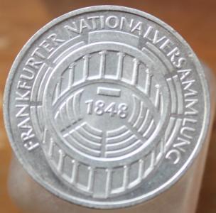 ФРГ 5 марок 1973-125 лет со дня открытия Национального Собрания 1.JPG