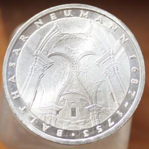 ФРГ 5 марок 1978 -Бальтазар Нойман1.JPG