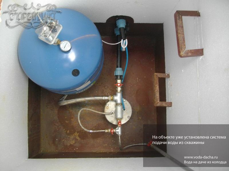 Как сделать воду в доме без скважины и водопровода