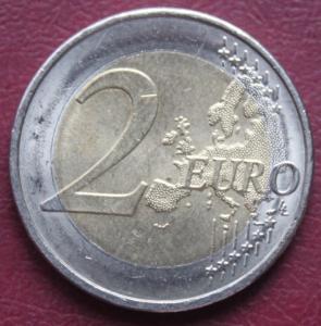10 лет Евросоюзу - 2 Евро, Германия 240.JPG